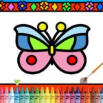 Color and Decorate Butterflies