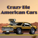 Crazy Big American Cars Memory