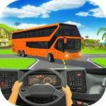 Heavy Coach Bus Simulation Game