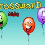 Crossword For Kids