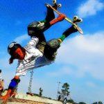 Free Style Skateboarders