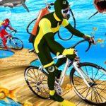 Under Water Racing Game